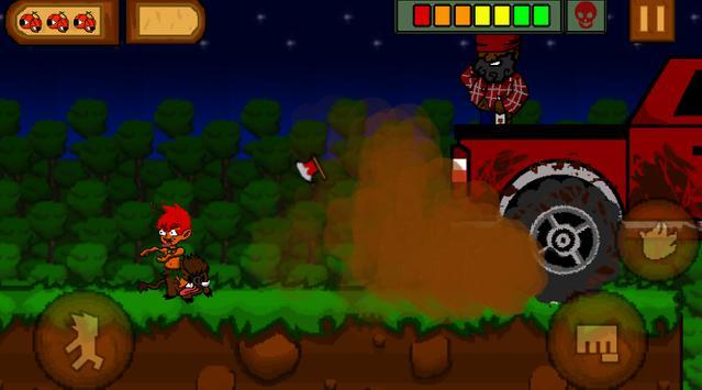 Curupira - Ao Resgate! apk screenshot