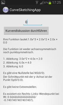 Kurvendiskussion apk screenshot