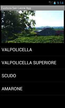 Custoza San Leone apk screenshot