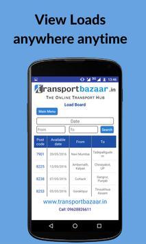 Transport Bazaar poster