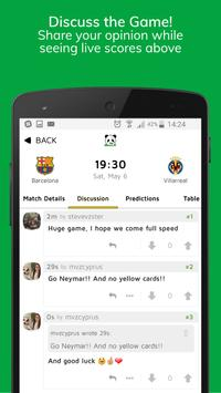 TheFutbolApp by pandaHAUS (TFA) apk screenshot