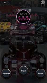 NEAR EAST CAR MUSEUM poster