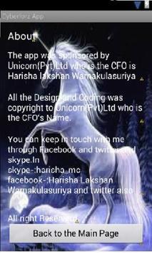 CyberforzApp.apk screenshot 1