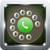 Old Phone Dailer icon