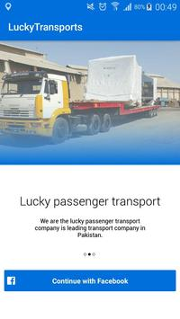 Lucky Transports poster