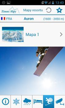 Zimní Alpy screenshot 1