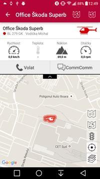 Commander App apk screenshot