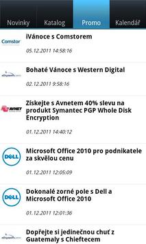 ChannelWorld CZ screenshot 1