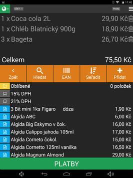 Profi Účtenka - EET apk screenshot