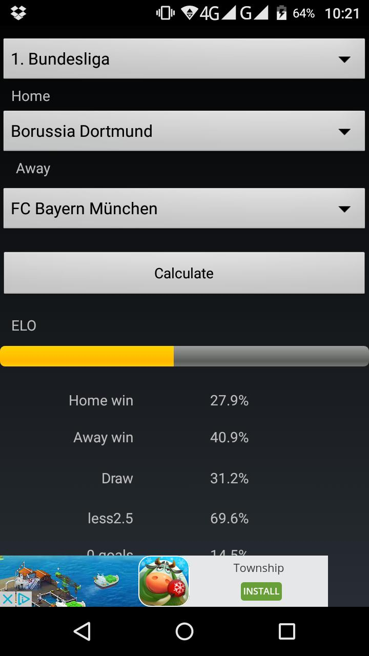 Football Predictor for Android - APK Download