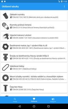Strojírenské tabulky Lite screenshot 17