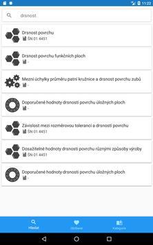 Strojírenské tabulky Lite screenshot 18