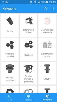 Strojírenské tabulky Lite screenshot 1