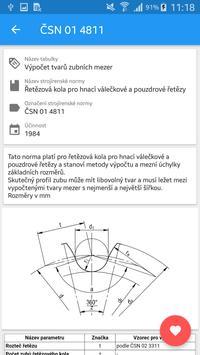 Strojírenské tabulky Lite screenshot 5
