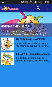 Hopsárium poster