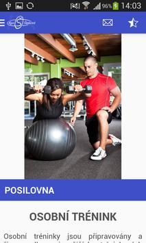 Olga Šípková Health & Fitness poster