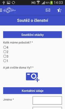 Olga Šípková Health & Fitness screenshot 1