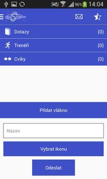 Olga Šípková Health & Fitness screenshot 2