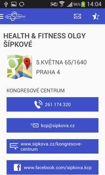Olga Šípková Health & Fitness screenshot 3