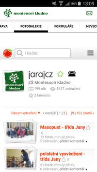 Montessori Kladno apk screenshot