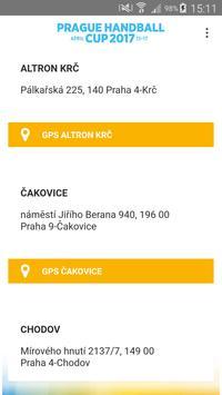 Prague Handball Cup screenshot 4