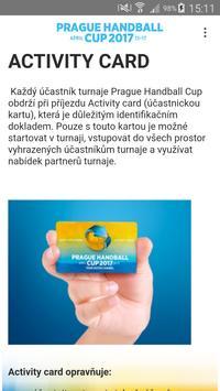 Prague Handball Cup screenshot 3