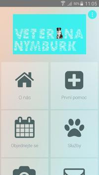 Veterina Nymburk poster