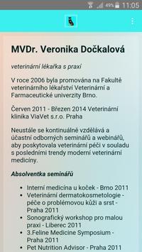 Veterina Nymburk screenshot 1