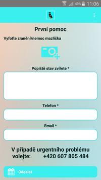 Veterina Nymburk screenshot 2