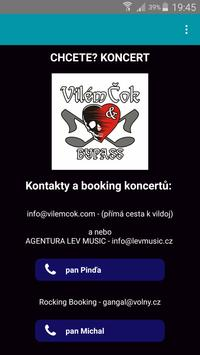 Vilém Čok apk screenshot
