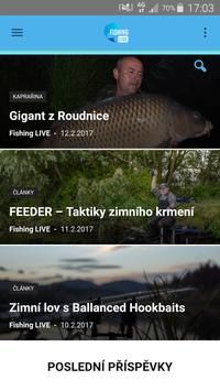Fishing LIVE poster