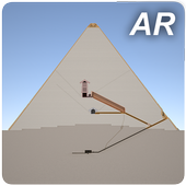 Great Pyramid AR icon