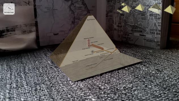 Great Pyramid AR screenshot 5