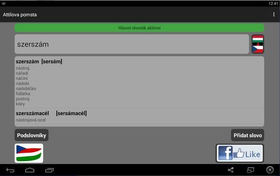 Attilova pomsta screenshot 3