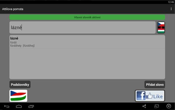 Attilova pomsta screenshot 4
