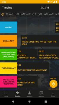 Ladek Mountain festival screenshot 2