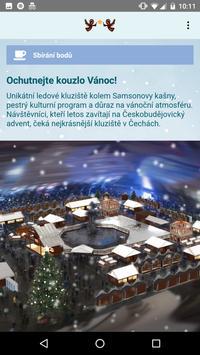 Českobudějovický advent apk screenshot