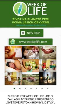 Week of Life poster