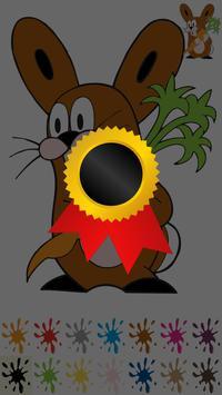 The Mole A Colouring Book Free screenshot 4
