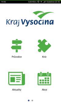 Vysočina Tourism poster