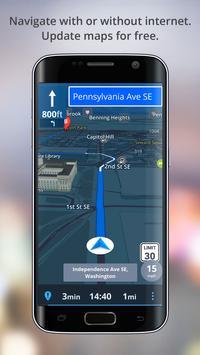 Free GPS Navigation apk screenshot