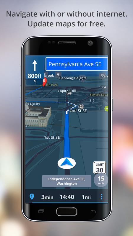 free gps navigation apk download free maps navigation app for android. Black Bedroom Furniture Sets. Home Design Ideas