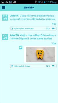 Zubní ordinace Trhový Štěpánov screenshot 1