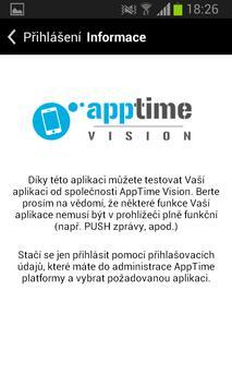 AppTime prohlížeč apk screenshot