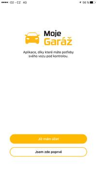 Moje Garáž poster