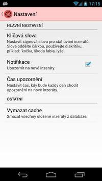 Bazar Tip - sledování inzerce apk screenshot