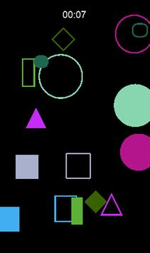 Shapes and Colors Space game screenshot 5