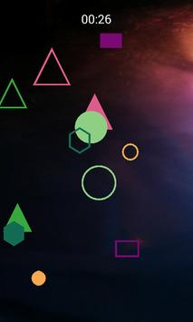 Shapes and Colors Space game screenshot 2