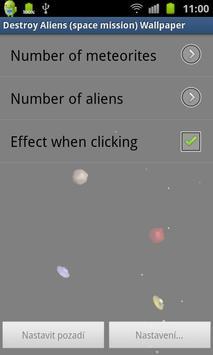 Destroy Aliens - Wallpaper screenshot 2