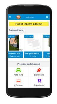 All-bazar.cz screenshot 1